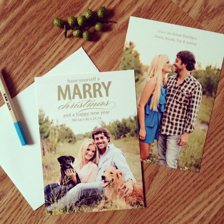 CHRISTMAS CARDS + WEDDED THANK YOUS and SAVE THE DATES } | Visuelle ...