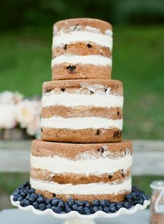 Cookie Cake | Visuelle Productions\'s Bridal Show Blog