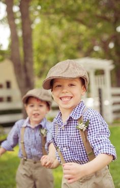 The Best Dressed Flower Girls And Ring Bearers Ever Cuteness